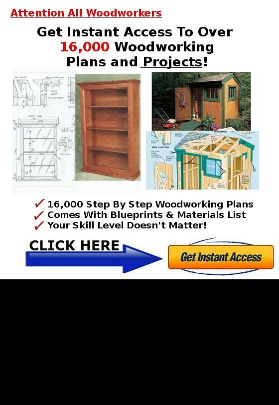 Image on Wood Working Plan